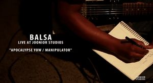 Balsa at Joonior Studios